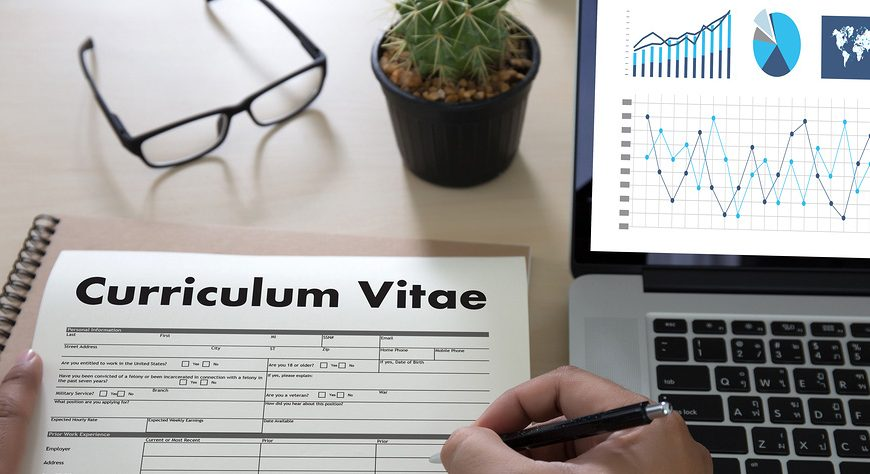 Built Your Resume With Online Resume Maker